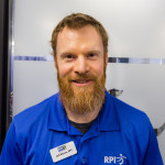 RPI Team Member Jeff Wilcox, Physical Therapist