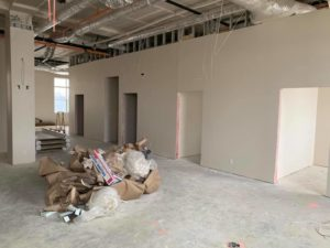 RPI Creve Coeur remodel progress