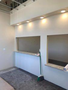 RPI Creve Coeur new front desks