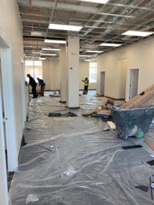 RPI Creve Coeur flooring