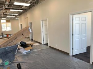 RPI Creve Coeur Doors are installed
