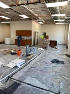 RPI Creve Coeur location remodel
